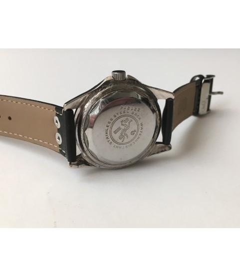 Vintage Yema Sous Marine Automatic Diver Watch 1970s