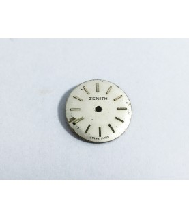 Zenith 1110 watch dial part