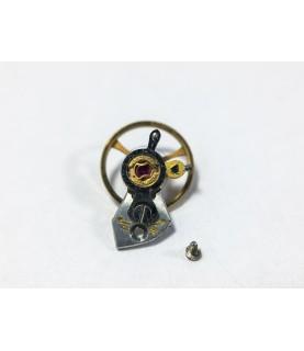 Zenith 1110 balance wheel with bridge part