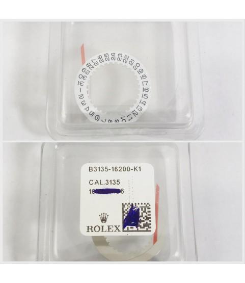 New Rolex Date disc indicator 3135, 3155, 3175, 3185, 3186 B3135-16200-K1