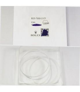 New Rolex Daytona Crystal Sapphire glass 116500LN, 116503, 116506, 25-7000-2