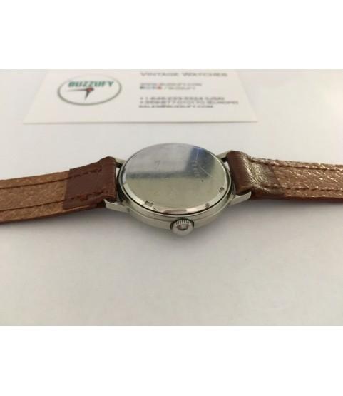 Vintage Zenith Men's Watch Stainless Steel 33.0 mm