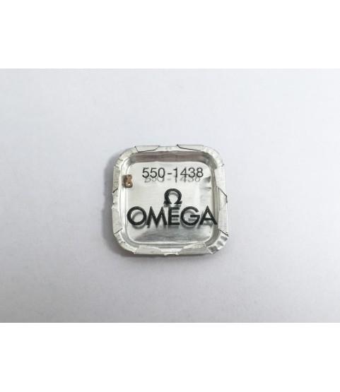 Omega 550 bearing for driving gear for ratchet wheel part 550-1438