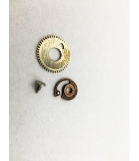Longines 6651 intermediate date wheel part 2543