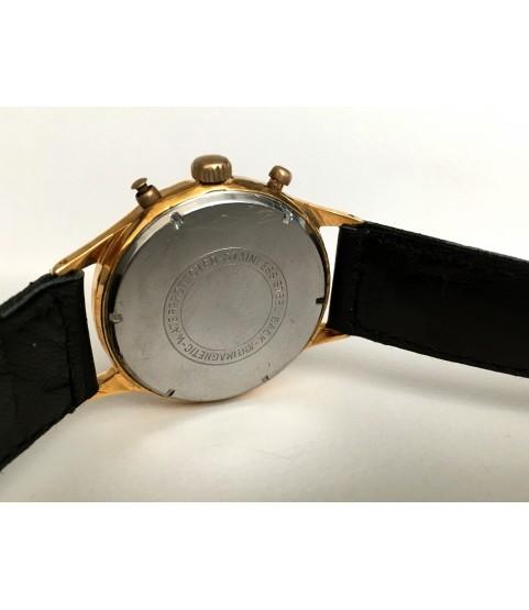 Vintage Meortez Chronograph Men's Watch Landeron 149 1950s