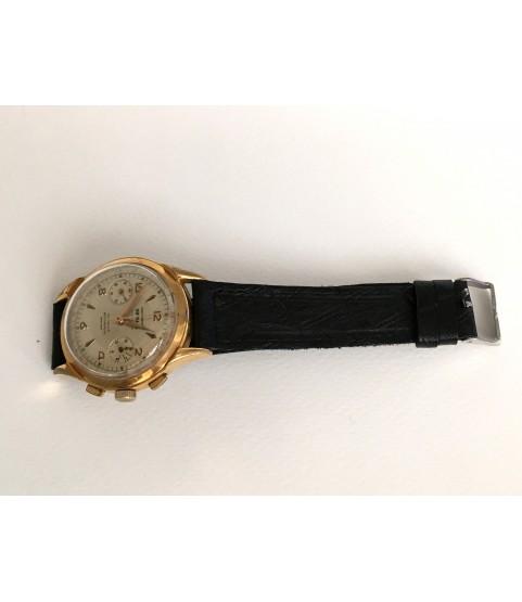 Vintage Novelia Chronograph Men's Watch from 1950s Venus 188