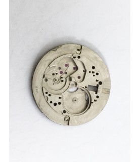 Longines 19AS main plate part 100