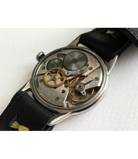 Vintage Movado Men's Watch Manual-Winding from 1950s