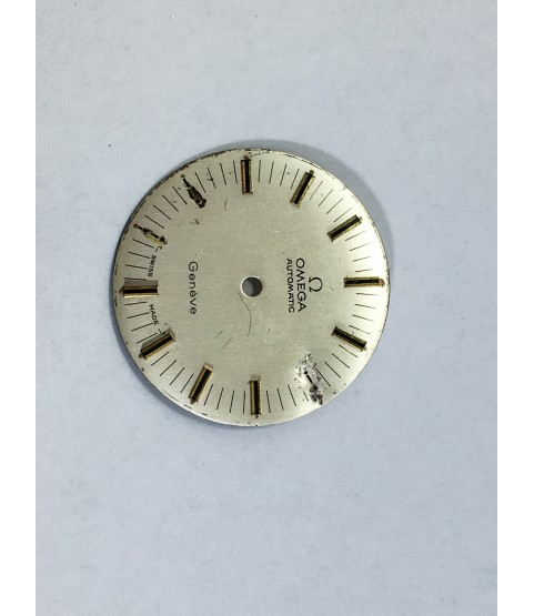 Omega 552 watch dial part
