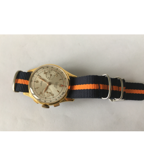 Vintage Dreffa Chronograph Men's Watch from 1950s