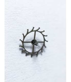 Zenith 2531 escape wheel and pinion with straight pivots part 702