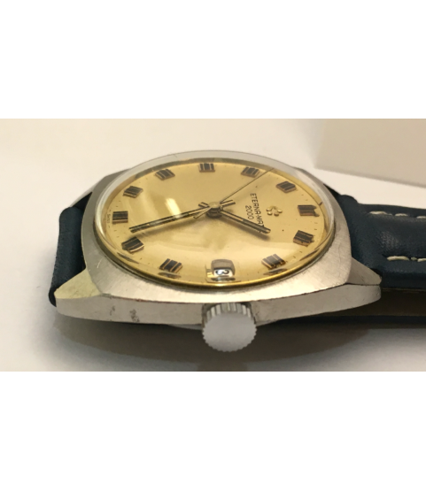 Vintage Eterna-Matic 2000 Automatic Men's Watch from 1970s cal. 1489K