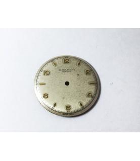 ETA 1080 Baume & Mercier watch dial part