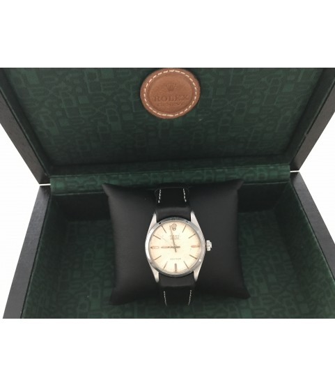 Vintage Rolex Oyster Speedking Precision Men's Watch 6421