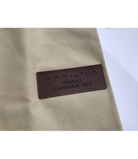 New Hamilton Khaki Canvas kit for watch straps