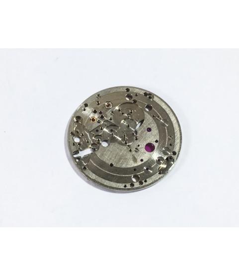 Bulova 12EBACD (Buren 1322) main plate part