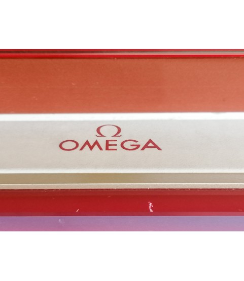 Omega watches ads display window for stores and boutiques