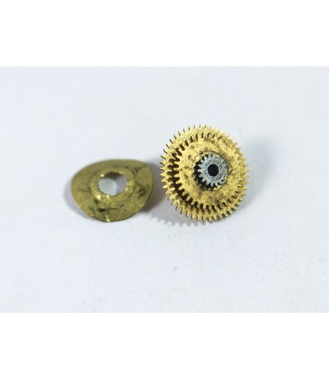 Bulova 12EBACD (Buren 1322) hour wheel part 7