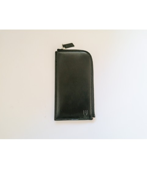 New Tudor leather travel wallet small and big