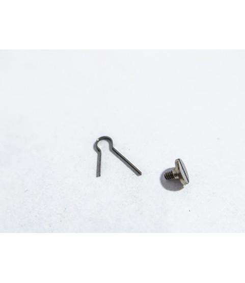 Valjoux caliber 92 bolt spring for hammer part 8241