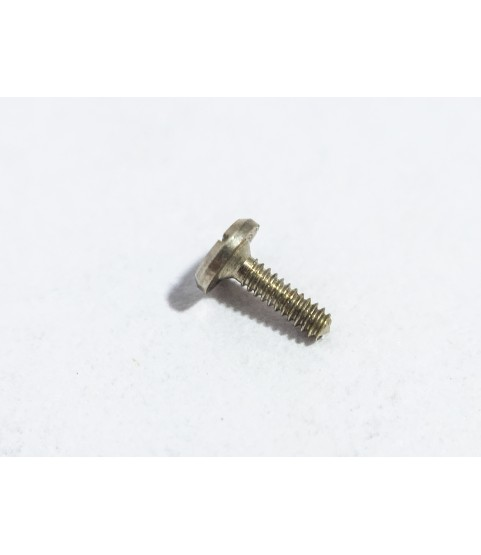Valjoux caliber 92 movement holder screw part