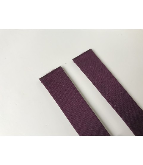 Girard Perregaux purple satin strap for lady watches 16mm