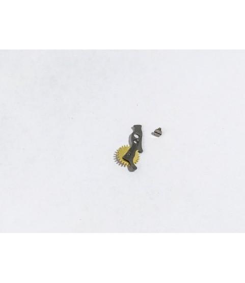Valjoux caliber 92 sliding gear mounted part 8100