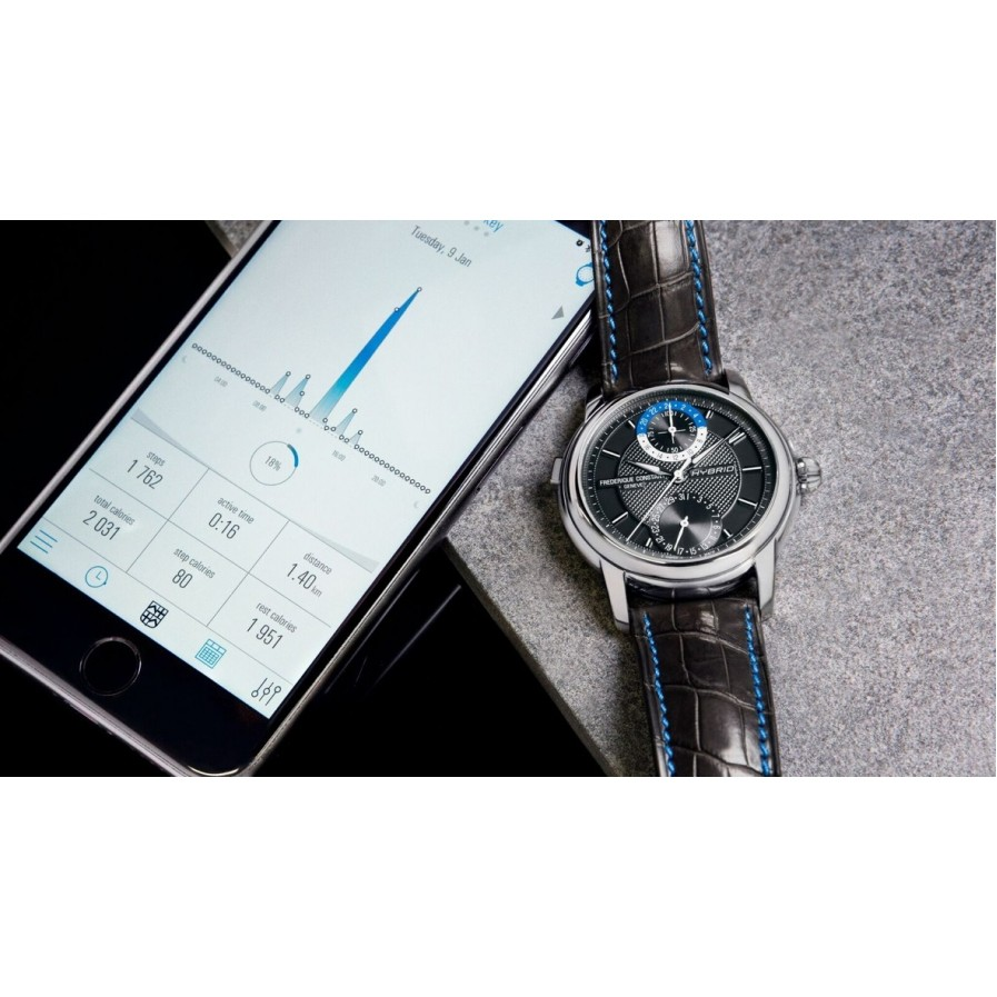 Classical Horology Meets Smart Technology