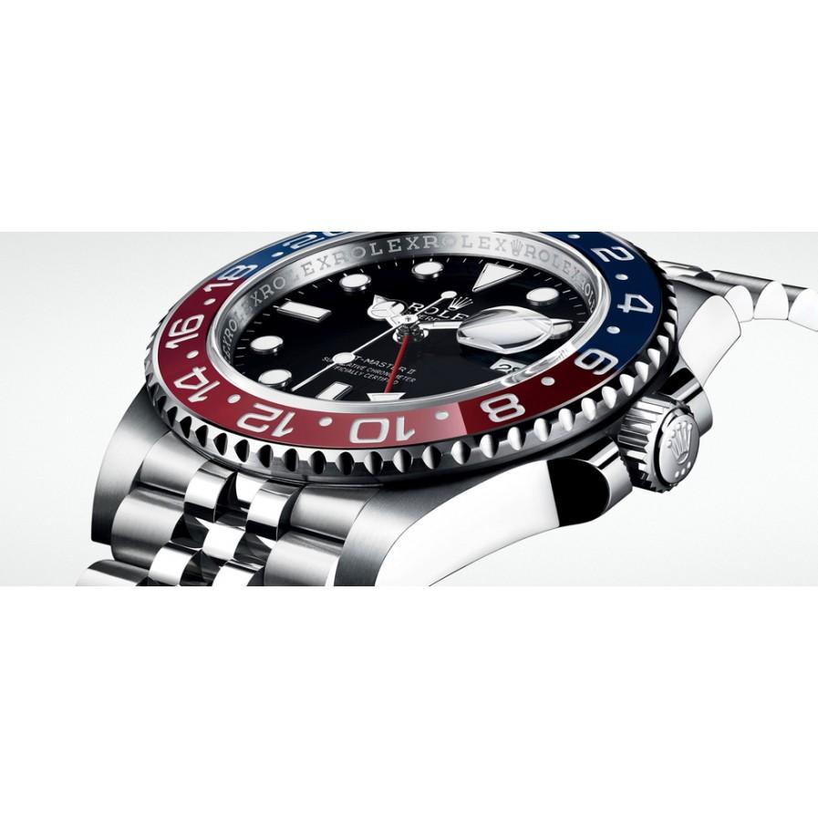 A Steel Revolution - Rolex GMT-Master II