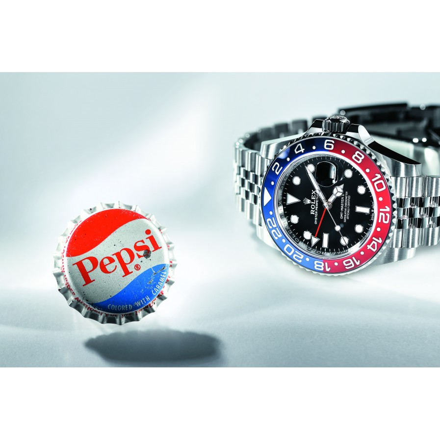 Rolex GMT-Master II: Make It a Pepsi, Please