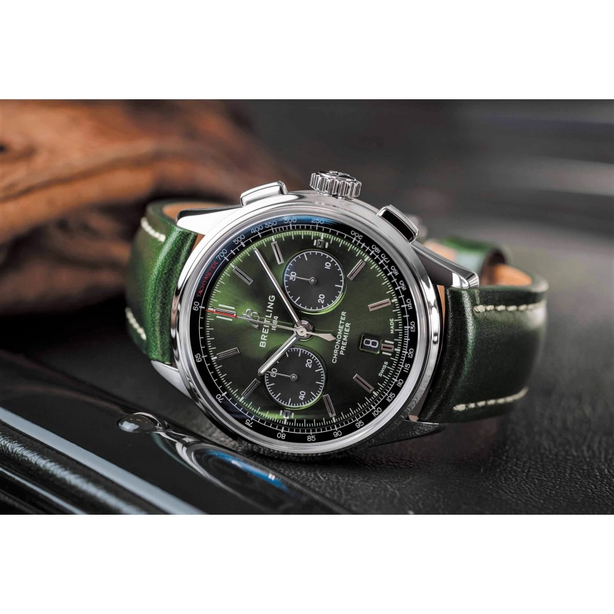 From Purpose To Style: Breitling Premier