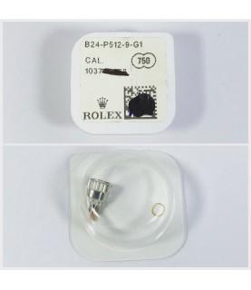 Rolex Daytona Chronograph button part 18k white gold 116599, 116589, 116559, 116519