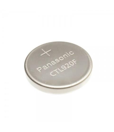 Panasonic CTL920 CTL920F battery capacitor Casio G-Shock Edifice Wave Ceptor Tough Solar