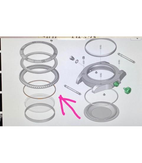 New Rolex ring bezel part 116710, 116610, 116600, 114060, 116622, 12662, 126710