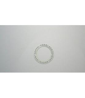 Sellita SW200-1 white date ring indicator part