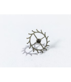 Valjoux caliber 92 escape wheel and pinion with straight pivots part 705