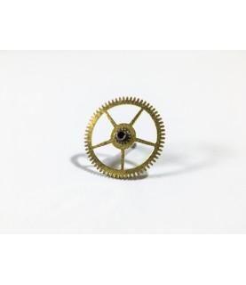 Valjoux caliber 92 center wheel part 206