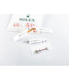 New Set of Hands Luminova for Rolex GMT Master Watch 1675