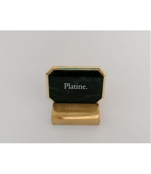 Audemars Piguet watch ads display platine