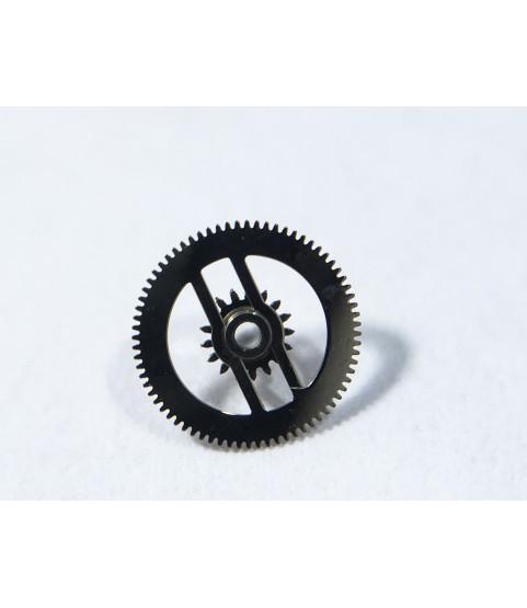 Omega 1120 (ETA 2892-2) cannon pinion with driving wheel part 242