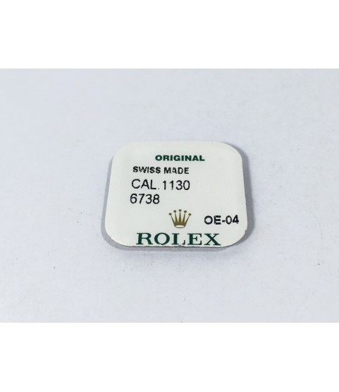 Rolex 1130 6738 Axle Pin Bolt for Oscillating Weight Rotor Factory Sealed NOS