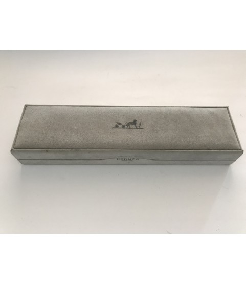 Hermes watch box case