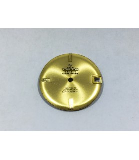 Felsa 4007N Cornavin watch dial with date part