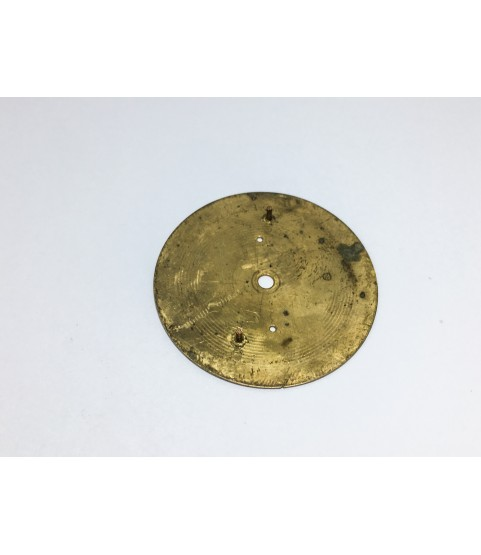 Venus cal. 170 Chronographe Suisse Antimagnetic watch dial part