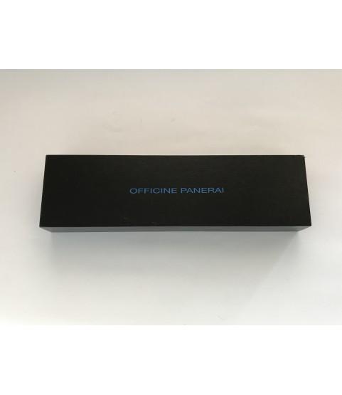 Panerai officine watch travel box
