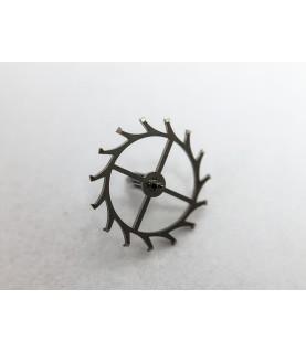 Zenith caliber 106-50-6 escape wheel and pinion with straight pivots part 705
