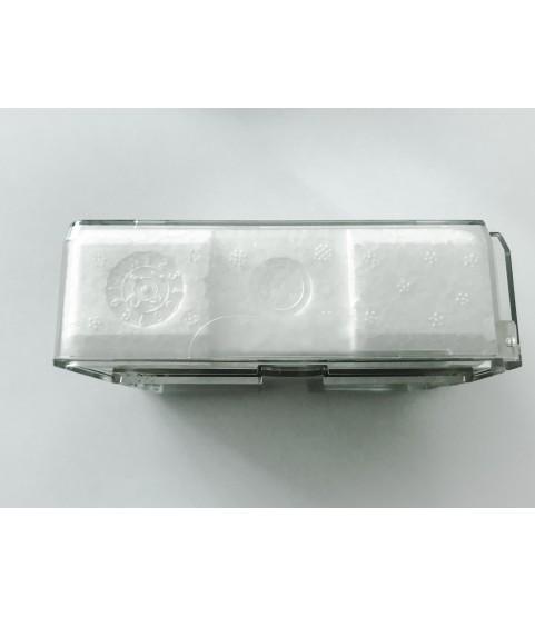 New Rolex hard plastic travel box
