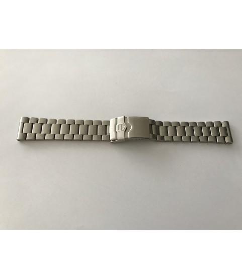 New Tag Heuer BA0858 stainless steel bracelet 20mm