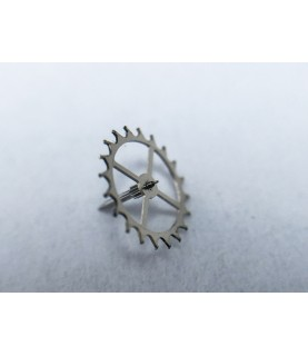 Tag Heuer caliber 1887 escape wheel and pinion with straight pivots part