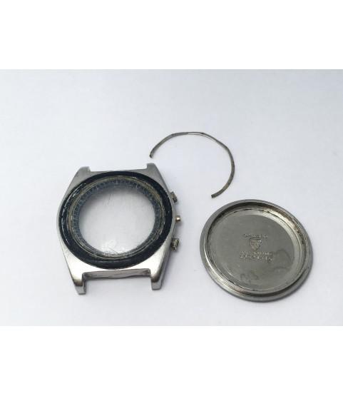 Tissot 872 PR 516 stainless steel chronograph case